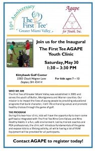 May 2015 1ST Tee Flyer